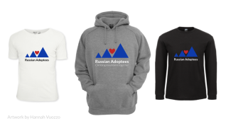 Logo submission for Russian Adoptees 501(c)(3) re-branding (2019)