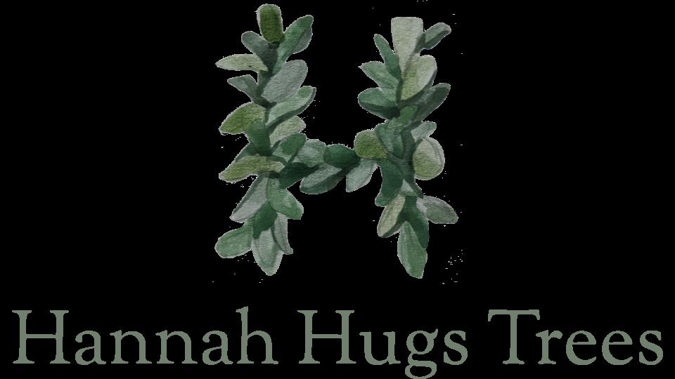 Hannah Hugs Trees